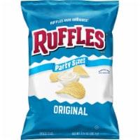 Ruffles Potato Chips Original Flavor Snacks