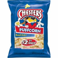 Chester's Butter Puffcorn Baked Corn Snack