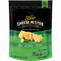 Stacy's Cheese Petites Parmesan with Rosemary Snacks