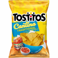 Tostitos Cantina Traditional Tortilla Chips Snacks