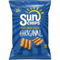 Sun Chips Original Whole Grain Snacks