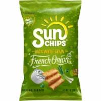 Sun Chips French Onion Whole Grain Snacks - 7 oz