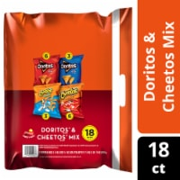 Frito-Lay Doritos & Cheetos Chips & Snacks Mix Variety Pack