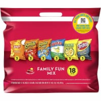 Frito-Lay Family Fun Snacks & Chips Mix Variety Pack