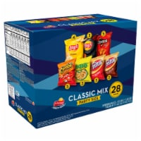 Frito-Lay Classic Mix Snacks & Potato Chips Variety Pack