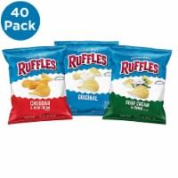Ruffles Potato Chips Variety Pack