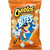 Cheetos White Cheddar Bites Cheese Flavored Snacks