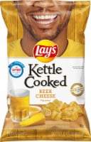 Lay's Classic Beer Cheese Potato Chips