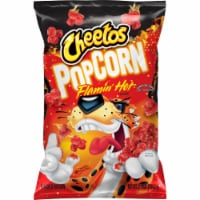 Cheetos Flamin' Hot Flavored Popcorn