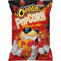 Cheetos Popcorn Flamin' Hot Flavored Snacks