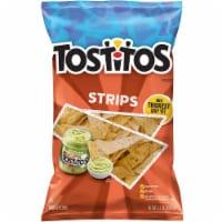 Tostitos Strips Tortilla Chips Snacks Bag