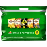 Frito-Lay Baked & Popped Snacks & Chips Variety Pack