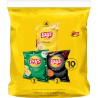 Lays Potato Chips Mix Variety Pack Snacks
