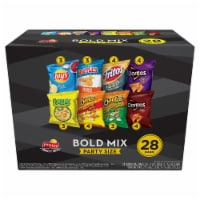 Frito-Lay Bold Party Mix Snacks and Chips Variety Multi Pack