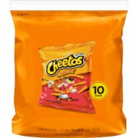 Cheetos Crunchy Cheese Snacks 10 Count