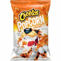 Cheetos Cheddar Cheese Flavored Popcorn