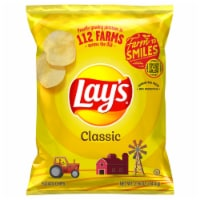 Lay's Potato Chips Classic Flavor Snacks Bag