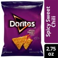 Doritos® Spicy Sweet Chili Flavored Tortilla Chips - 2.75 oz