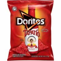 Doritos Tapatio Flavored Torilla Chips