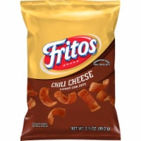 Fritos Chili Cheese Flavored Corn Chips Snacks