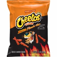 Cheetos Crunchy XXtra Flamin' Hot Cheese Flavored Snacks