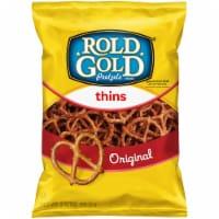 Rold Gold Original Flavored Thins Pretzels