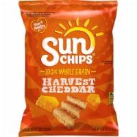 Sunchips Harvest Cheddar Multigrain Snack Chips