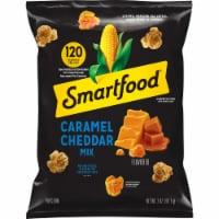 Smartfood Caramel & Cheddar Mix Popcorn - 2 oz