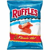Ruffles Flamin' Hot Potato Chips