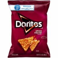 Doritos Spicy Nacho Tortilla Chips