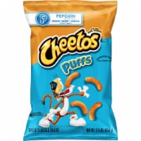 Cheetos Puffs Cheese Flavored Snacks
