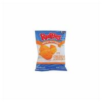 Ruffles Cheddar Sour Cream Potato Chips, 1.5 Ounce -- 64 per case.
