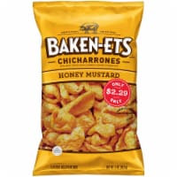 Baken-Ets Fried Honey Mustard Pork Skins