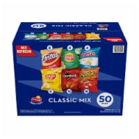 Frito-Lay® Classic Mix Snacks Variety Pack - 50 ct / 1 oz