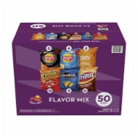 Frito-Lay® Flavor Mix Snacks Variety Pack - 50 ct / 1 oz