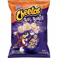 Cheetos Bag of Bones Cheese White Cheddar Flavored Snacks