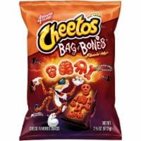 Cheetos® Bag of Bones® Flamin' Hot Cheese Flavored Snacks - 2.37 oz