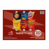 Frito-Lay® Bigger Bags Classic Variety Mix Snacks - 30 ct