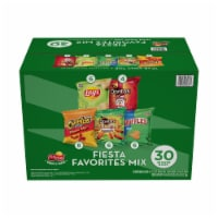 Frito-Lay Fiesta Favorites Mix Variety Pack - 30 ct
