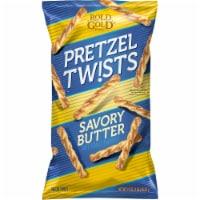 Rold Gold No 5 Savory Butter Pretzels - 16 oz