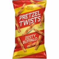 Rold Gold Recipe No 4 Zesty Buffalo Flavored Pretzel Twists - 16 oz