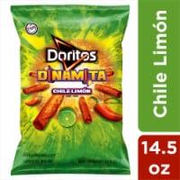 Doritos Dinamita Chile Limon Tortilla Chips - 10.75 oz