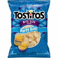 Tostitos Bite Size Rounds Tortilla Chips Party Size - 17 oz