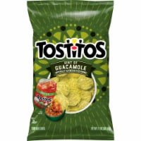 Tostitos Hint of Guacamole Flavored Tortilla Chips - 11 oz