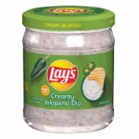 Lay's Creamy Jalapeno Dip