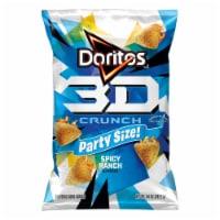 Doritos 3D Crunch Spicy Rance Chips