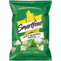Smartfood Spicy Jalapeno Ranch Flavored Popcorn
