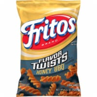 Fritos Twists Honey BBQ Flavored Corn Chips