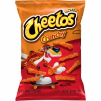 Cheetos Crunchy Cheese Snacks