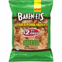 Baken-ets Queso Fried Pork Skins